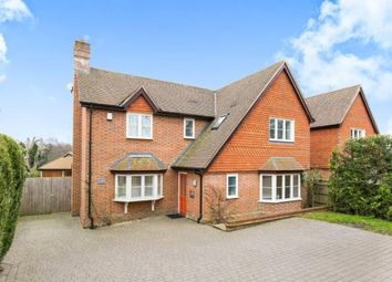 Thumbnail 4 bed detached house for sale in Ampfield, Romsey, Hampshire