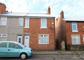 Thumbnail 2 bed end terrace house for sale in George Street, Mansfield, Nottinghamshire