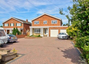 Thumbnail 5 bedroom detached house for sale in Scocles Road, Minster On Sea, Sheerness