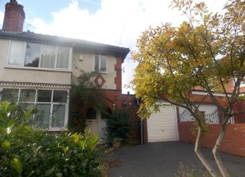 Thumbnail 3 bedroom semi-detached house to rent in Tudor Road, Bolton