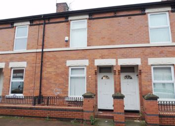 Thumbnail 2 bed terraced house to rent in Tottington Street, Clayton, Manchester