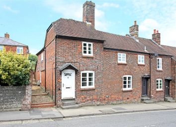 Thumbnail 2 bed semi-detached house for sale in Kingsbury Street, Marlborough, Wiltshire