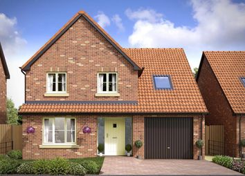 Thumbnail 4 bed detached house for sale in Plot 23 Farefield Close, Dalton, Thirsk