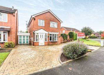 Thumbnail 4 bed link-detached house for sale in Gleads Croft, Halesowen