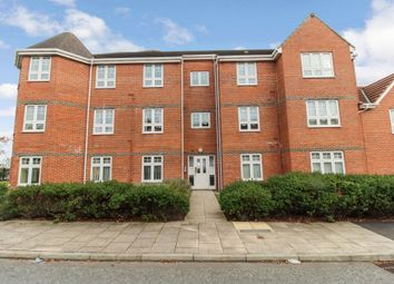 Thumbnail 2 bedroom flat for sale in Ashover Road, Kenton, Newcastle Upon Tyne
