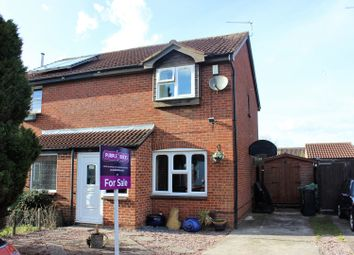 Thumbnail 3 bed semi-detached house for sale in Bader Close, Yate