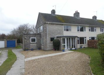 Thumbnail 4 bed semi-detached house for sale in Came View Close, Dorchester, Dorset