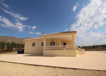 Thumbnail 4 bed villa for sale in Hvh-Drieshn, Hondón De Las Nieves, Alicante, Valencia, Spain