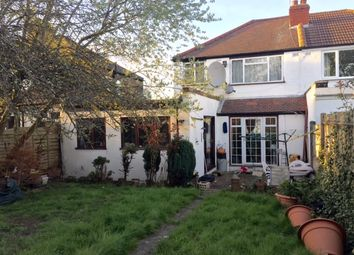 Thumbnail 3 bed semi-detached house for sale in Rossall Crescent, Hanger Lane, London