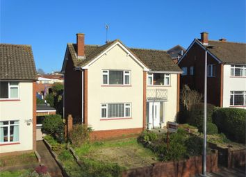 Thumbnail 3 bed detached house for sale in Sidmouth Road, Exeter, Devon