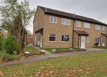 Thumbnail 3 bed end terrace house for sale in Chauncy Gardens, Baldock, Hertfordshire