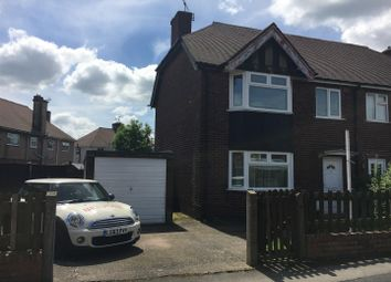 Thumbnail 3 bed semi-detached house to rent in Highfield Avenue, Kirkby-In-Ashfield, Nottingham