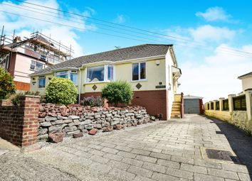 Thumbnail 2 bed semi-detached bungalow for sale in Southview Road, Paignton