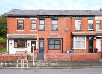 Thumbnail 3 bed terraced house for sale in Water Street, Chorley
