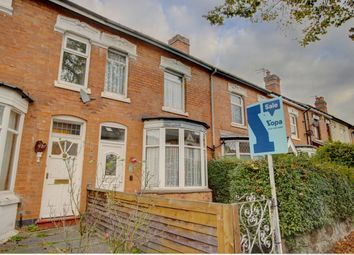 Thumbnail 3 bed terraced house for sale in Oxford Road, Acocks Green, Birmingham