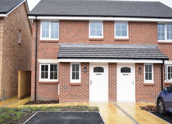 Thumbnail 2 bed semi-detached house to rent in Llys Morfydd, Swansea