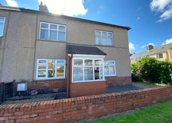 Thumbnail 2 bed flat for sale in Hunter Avenue, Blyth, Northumberland