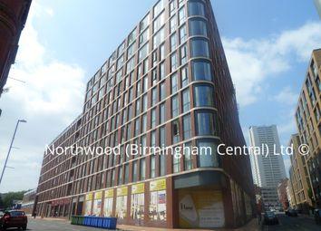 2 bed flat to rent in Essex Street, City Centre, Birmingham B5