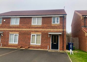 Thumbnail 3 bed semi-detached house for sale in Maplewood Drive, Middlesbrough