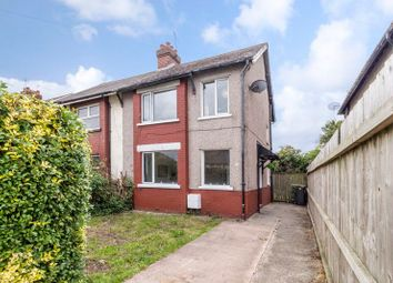 3 bed semi-detached house for sale in Tweedsmuir Road, Splott, Cardiff CF24