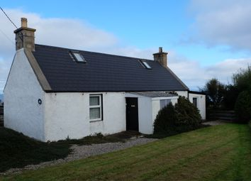 Thumbnail 2 bed detached house for sale in Melvich, Thurso