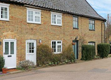 Thumbnail 3 bed cottage for sale in The Street, Holton, Halesworth