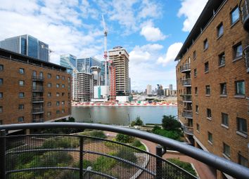 Thumbnail 2 bed flat for sale in Meridian Place, London