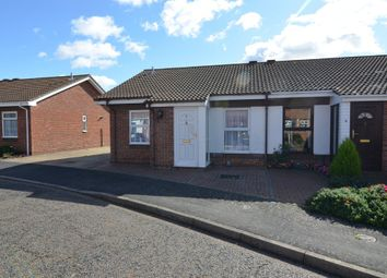 Thumbnail 2 bed semi-detached bungalow for sale in Holbrook Crescent, Felixstowe