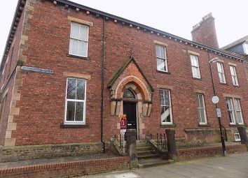 Thumbnail 1 bed flat to rent in 20 Chatsworth Square, Carlisle