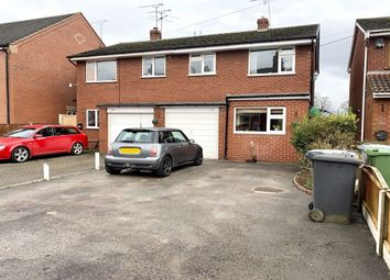 3 bed semi-detached house for sale in Wistaston Road, Willaston, Nantwich CW5