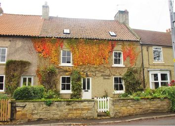 Thumbnail 5 bed terraced house for sale in East Harlsey, Northallerton