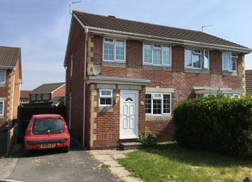 Thumbnail 3 bed semi-detached house to rent in Sophia Gardens, Weston-Super-Mare