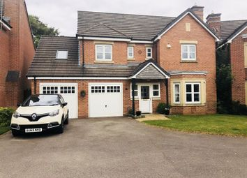 Thumbnail 4 bed detached house for sale in Valiant Close, Burbage, Hinckley