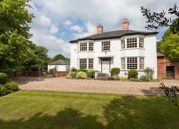 Thumbnail 5 bed detached house for sale in Gt. Hautbois Road, Coltishall, Norwich, Norfolk