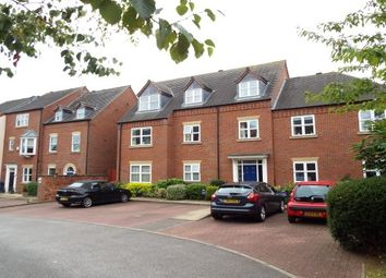 Thumbnail 2 bedroom flat to rent in The Steeplechase, Uttoxeter
