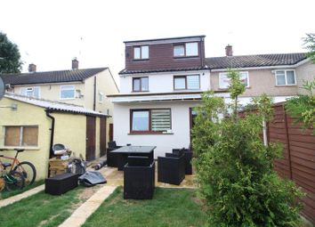 Thumbnail 5 bed end terrace house for sale in Ramsey Close, Luton