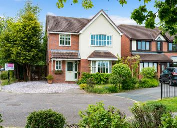 Thumbnail 4 bed detached house for sale in Priory Close, Burscough, Ormskirk