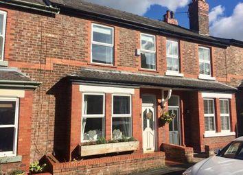 Thumbnail 3 bed terraced house for sale in Brackley Street, Stockton Heath, Warrington