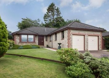 Thumbnail 4 bed bungalow for sale in Scott Brae, Kippen, Stirling, Stirlingshire