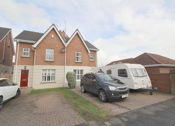 Thumbnail 4 bed semi-detached house for sale in The Demesne, Carryduff