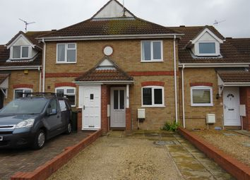 Thumbnail 2 bedroom terraced house for sale in Ingoldsby Close, March