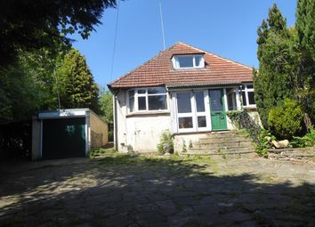 Thumbnail 4 bed bungalow for sale in Walderslade Road, Walderslade, Chatham, Kent