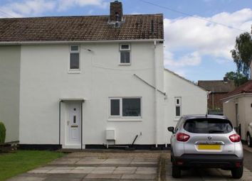 Thumbnail 2 bed semi-detached house for sale in Crawford Close, Sherburn Village, Durham, County Durham