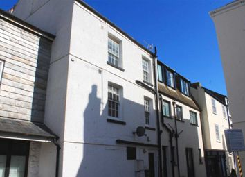 Thumbnail 2 bed flat for sale in Middle Market Street, East Looe, Looe