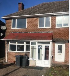 Thumbnail 3 bed semi-detached house to rent in Brackenfield Road, Great Barr