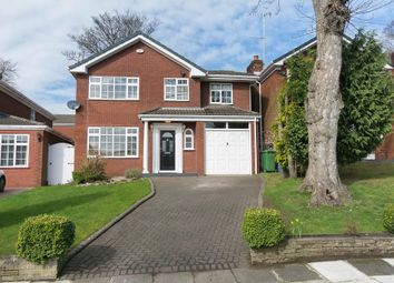 Thumbnail 4 bed detached house for sale in Kenilworth Close, Liverpool