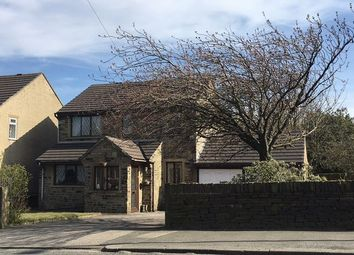 Thumbnail 3 bed detached house for sale in New Hey Road, Salendine Nook, Huddersfield