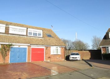 Thumbnail 3 bedroom semi-detached house for sale in Hatherley Crescent, Fareham