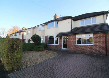 Thumbnail 3 bed semi-detached house for sale in Lowood Grove, Lea, Preston
