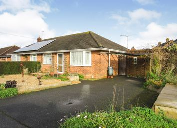Thumbnail 2 bedroom semi-detached bungalow for sale in Durdells Avenue, Bournemouth